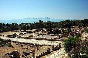 Остаци Картагине