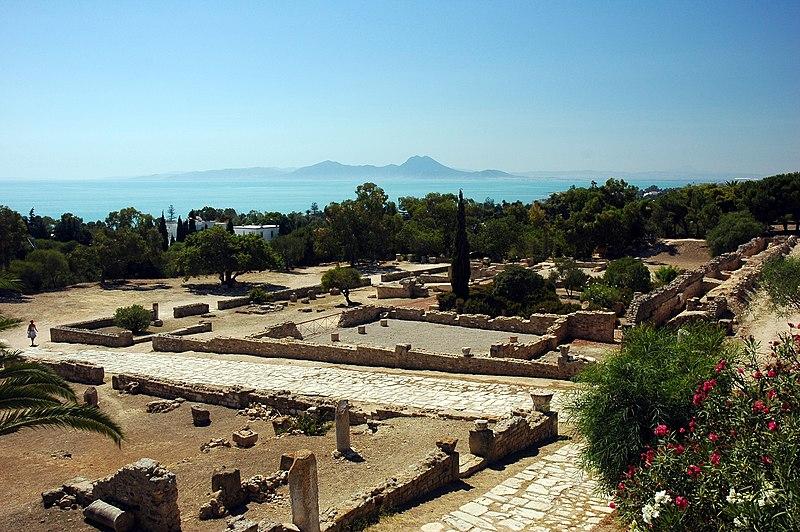 File:Tunisie Carthage Ruines 08.JPG