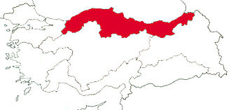 Pontus (region) - Turkey Black Sea Region