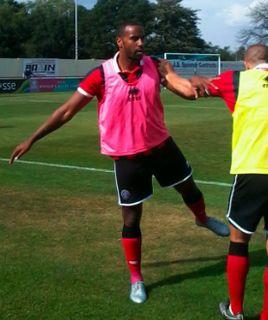 Tyrone Barnett English footballer