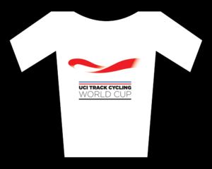 Jack Bobridge - Image: UCI Track World Cup jersey