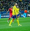 UEFA EURO qualifiers Sweden vs Romaina 20190323 Marcus Berg 12.jpg