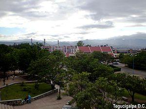 UNAH Tegucigalpa