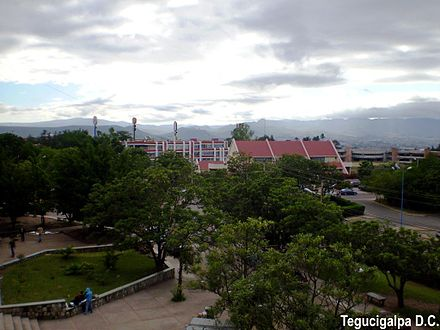Campus of the National Autonomous University of Honduras (UNAH) UNAH Tegucigalpa.jpg