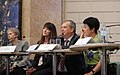 UNOOSA 50 Years of Women in Space NHM Vienna 2013 15.jpg