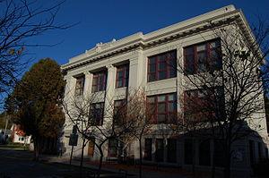 Santa Cruz High School - Image: USA Santa Cruz High School 1