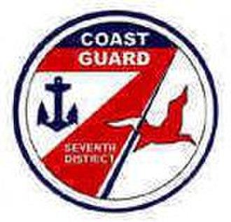 United States Coast Guard Sector - Image: USCG D7