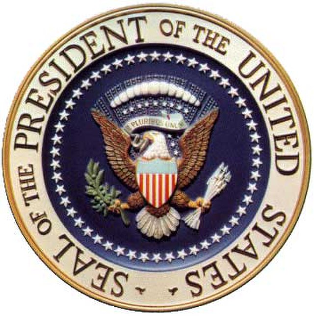 From commons.wikimedia.org: USPresidentialSeal {MID-225517}