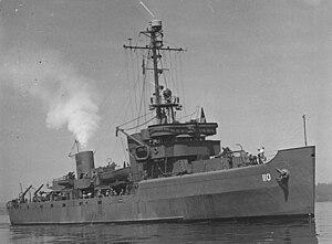 USS Revenge (AM-110)