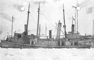 USS Ardent (SP-680)