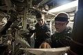 USS Arleigh Burke conducts an engineering evolution. (13984970116).jpg