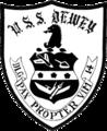 USS Dewey (DLG-14) insignia c1959.png