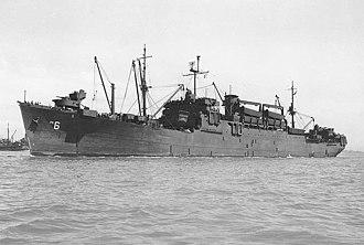 Heywood-class attack transport - Image: USS Heywood APA 6