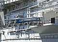 USS Hornet gangplank.jpg