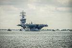 USS IKE Aircraft Carrier (7315923510).jpg