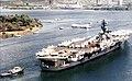USS Kitty Hawk (CV-63) at Pearl Harbor 1975.jpg