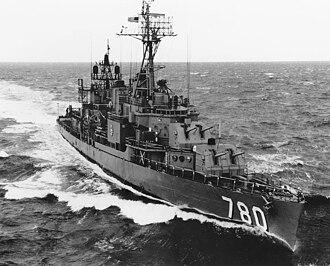 USS Stormes - USS Stormes (DD-780)