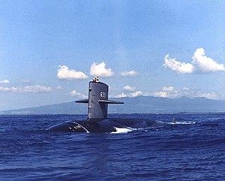Sturgeon class submarine