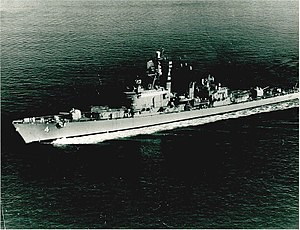 USS Willis A. Lee (DL-4)