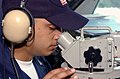 US Navy 031013-N-1854W-001 Signalman 3rd Class Jose Caban, from Puerto Rico, takes a bearing reading off of the stat meter.jpg