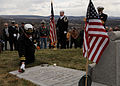 US Navy 110402-N-3392P-034 NOSC Avoca honored Walsh by hosting a rededication and wreath laying ceremony.jpg