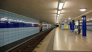Frankfurter Tor (Berlin U-Bahn) - U-Bahn station Frankfurter Tor
