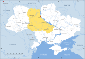 The Ruin (Ukrainian history) - Right-Bank Ukraine in the 17th and 18th centuries