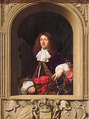 Portrait of Count Ulrik Frederik Gyldenløve