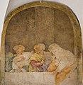 Ultima Cena Refettorio Romanino San Cristo dettaglio destro Brescia.jpg