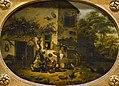 Une maison rustique - Egbert van der Poel - Musée du Louvre.jpg