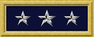Adna Chaffee - Image: Union army lt gen rank insignia