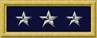 Adna Chaffee - Image: Union army lt gen rank insignia