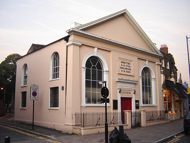Unitarian chapel newington green