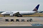 United Airlines, N797UA, Boeing 777-222 ER (43672521694).jpg
