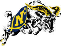 Navy Midshipmen athletic logo