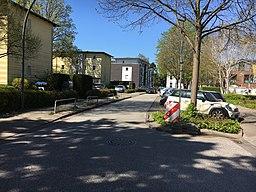Unnenland in Hamburg