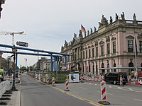 Unter den Linden construction W from Spreekanal.jpg
