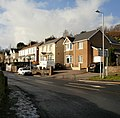 Usk Road houses, Pontypool - geograph.org.uk - 1762519.jpg