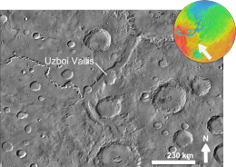 Uzboi Vallis (THEMIS)