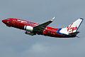 VH-VBU 'Darwin Diva' Boeing 737-76Q Virgin Blue (8684637605).jpg