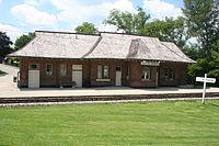 VIA Rail Station, St. Marys Ontario 2852.jpg