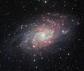VST snaps a very detailed view of the Triangulum Galaxy (14847641182).jpg