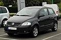 VW Fox 1.2 Style – Frontansicht, 14. August 2011, Velbert.jpg