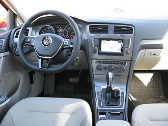 Volkswagen Golf Mk7 - Interior