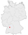 Vaihingen an der enz location in germany.png