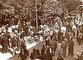 Valandovo, pazaren den, 1930ti.jpg