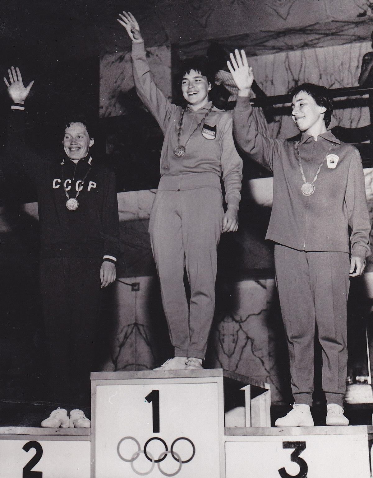 Ellen Osiier foil fencer, Olympic champion