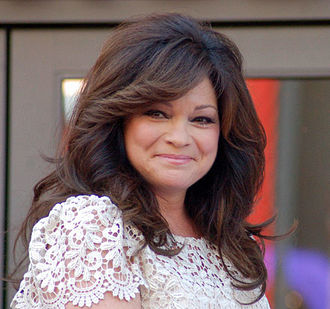 Valerie Bertinelli - Bertinelli receiving a star on the Hollywood Walk of Fame in August 2012