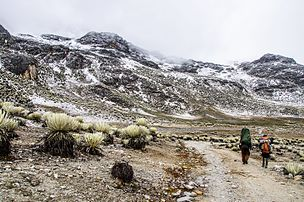 exploring the cordillera blancas high altitude ranges Hidden in the cordillera blanca lies a turquoise lake fed by snow packed  blue,  and surrounded by one of the most beautiful mountain ranges i've ever seen.