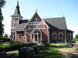 Vampulan kirkko 2011.JPG